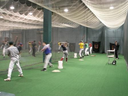 Baseball team training in NJ and Softball team training in NJ