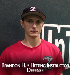 private baseball instructor