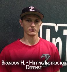 baseball instructor