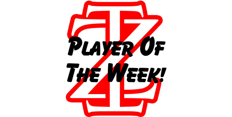 In The Zone's Players Of The Week
