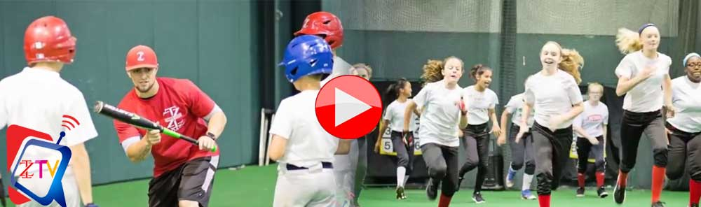 ITZ TV Video Post | Fall Baseball & Softball Teams Training Montage