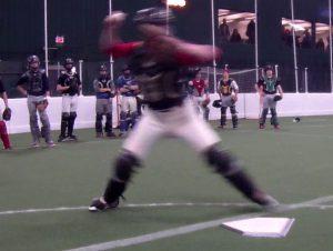 catcher pop time