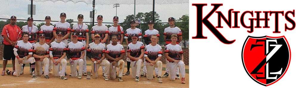 In The Zone Travel Baseball Elite College Showcase Team