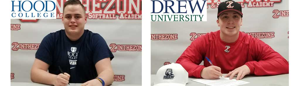 Congratulations Anthony Santucci and Justin Melick On Your Commitments!
