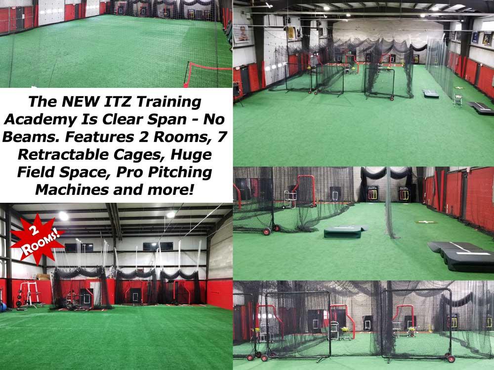 ITZ Indoor Baseball Facility