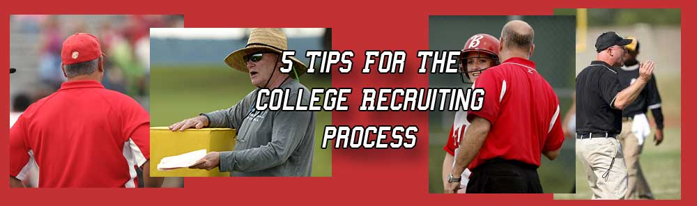 5 Tips For The College Recruiting Process