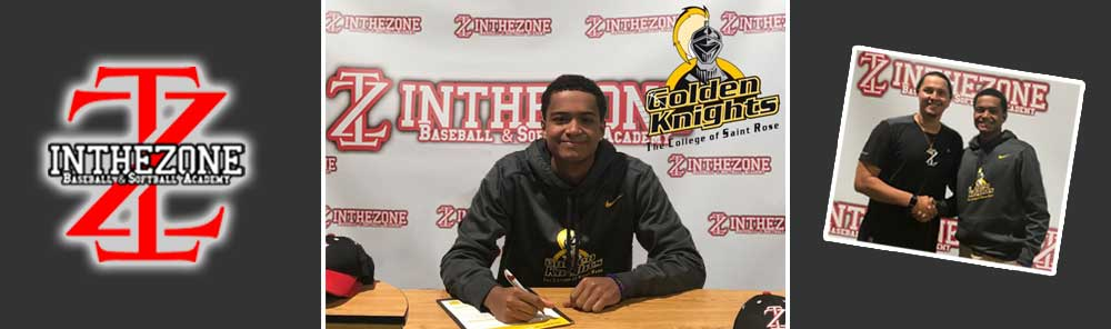 Congratulations Brandon Taveras On Your Commitment to St Rose!