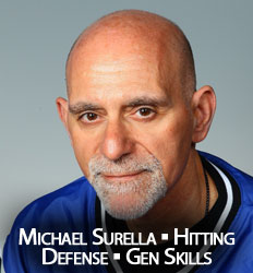 softball michael surella